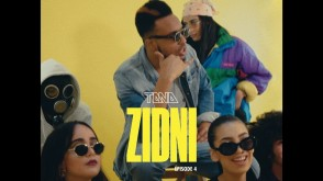 TAGNE - ZIDNI [OFFICIAL VIDEO] | Prod by Vlae