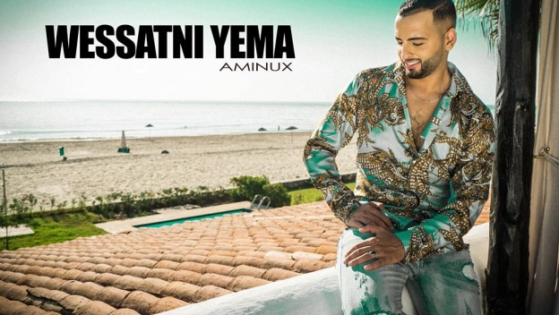 Aminux : Le clip de ''Wessatni Yemma'' a atteint plus d'un million de vues sur YouTube