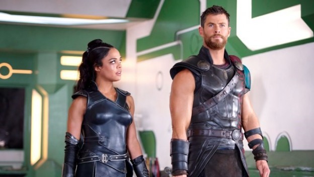 ''Men In Black'' : Tessa Thompson et Chris Hemsworth en plein tournage au Maroc