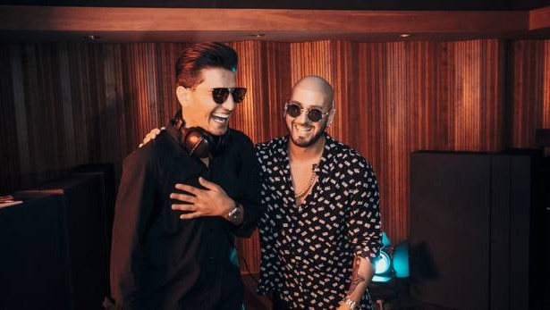 """Roll With It"" , le duo tant attendu de Massari & Mohammed Assaf est là !"