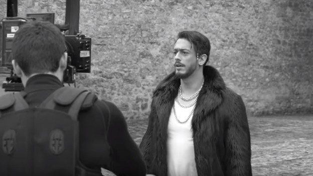 Saad Lamjarred dévoile le making-of de ''Ghazali''