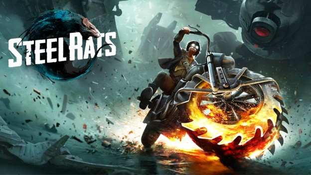 Steel Rats sera disponible en novembre