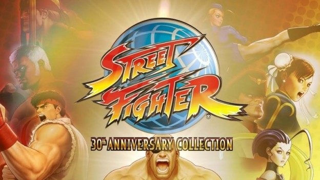 Street Fighter 30th Anniversary est disponible