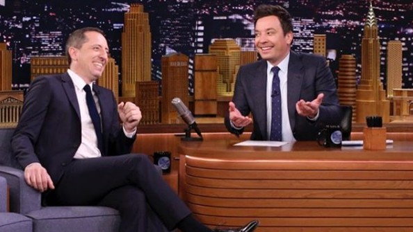 The Tonight Show: Quand Gad Elmaleh fait danser Jimmy Fallon à la marocaine !